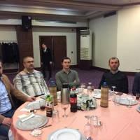 Dr. Yüksel Aksoy, Harun Reşit Kocagöz, Dr. Ali Değirmenci, Yüksel Özbay, Dr. Mehmet Ayas, Çetin Mut