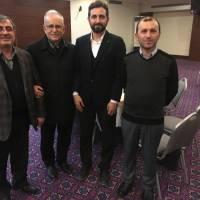 Ali Aydemir, Ahsen Okyar, Dr. Fatih Mutlu ve Dr. Mehmet Ayas