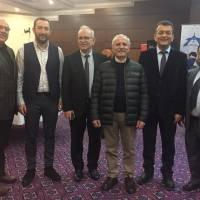 Mesut Uğur, Kenan Serhat İnce, Ahsen Okyar, Nuri Çağlar, Hasan Uzunhasanoğlu, Necati Pilavcı