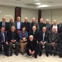 İşadamı Nurettin Karataş'ın evsahipliğinde toplantıya katılan Sultanahmetliler
