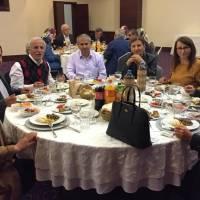 Salihe Aksoy, Necati Pilavcı, Dr. Nuri Çağlar, Dr. Hasan Dermenci, Şükran Dermenci, Zehra Genç, Vildan Çağlar, Huriye Pilavcı