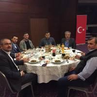 Dr. Ali Değirmenci, Ali Kemal Dilaver, Av. Sedat Yılmaz, Süleyman Canbal, İlker Altınten,  Hasan Baykara, Yüksel Özbay ve Mustafa Akın