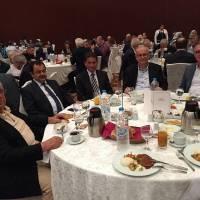 Bircan Eresin (Eresin Topkapı Otel Onursal Başkanı), Necati Pilavcı, Prof. Dr. Mehmet Bayrak, Ahsen Okyar, Dr. Oktay Taşolar