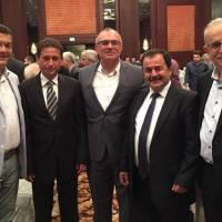 Hasan Uzunhasanoğlu, Prof. Dr. Mehmet Bayrak, Dr. Oktay Taşolar, Necati Pilavcı, Ahsen Okyar