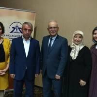 Zehra Genç, Şengül Can, Dr. Hasan Hüseyin Can, Ahsen Okyar, Nursel Okyar, Elif Merve Patan