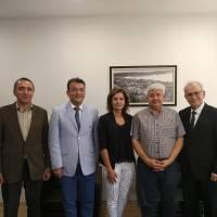 Dr. Yunus Özen, Hasan Uzunhasanoğlu, Ayşegül Karakadılar, Adem Turgut, Ahsen Okyar