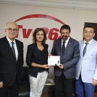 Ahsen Okyar, Ayşegül Karakadılar, Orhan Balcı, Hasan Uzunhasanoğlu