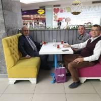 Ahsen Okyar, Dr. Yunus Özen, Hasan Uzunhasanoğlu