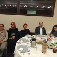 Saliha Aksoy, Dr. Fatma Emre Taşolar, Dr. Lütfiye Ünlü, Abdurrahman Kaymak, Stj. Av. Nagihan Kaymak
