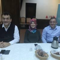 Hasan Uzunhasanoğlu, Dr. Ayşe Zeynep Turan, Bekir Civraz