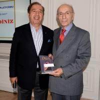 Prof. Dr. Aziz Akgül, Oğuz Çetinoğlu