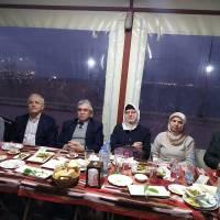 Vildan Çağlar, Dr. Nuri Çağlar, Dr. Mustafa Kemal Cerrahoğlu, Emel Cerrahoğlu, Halime Toka, Mustafa Toka