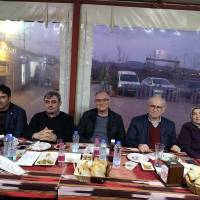 Sinan Mollaoğulları, Ali Aydemir, Dr. Oktay Taşolar, Ahsen Okyar, Nursel Okyar