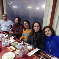 Dr. Ali Değirmenci, Feyza Değirmenci, Ümmühani Özen, Zehra Genç, Ayşegül Karakadılar