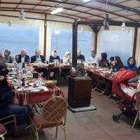 Dr. Öğretim Üyesi Mustafa Kemal Cerrahoğlu'nu emekliliğe uğurlayanlar