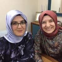 Dr. Fatma Emre Taşolar ve Dr. Ayşe Zeynep Turan