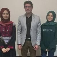 Cemile Reyhan Rakami'nin Asian Develapment Bank'ta çalışan babası Hafızullah Ramaki ve kızkardeşi Faryal Ramaki