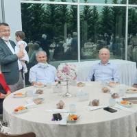 Halime Toka, Şükran Dermenci, Hasan Uzunhasanoğlu, Nihal Uzunhasanoğlu, Dr. Hasan Dermenci, Mustafa Toka, Ecz. Selçuk Arslan, Gül Arslan