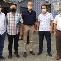 Hasan Uzunhasanoğlu, Dr. Oktay Taşolar, Taner Şanlı, Harun Reşit Kocagöz, Ahsen Okyar