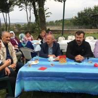 22-23 dönem İstanbul Milletvekili Dr. Alaattin Büyükkaya, Av. Naci Kara, Dr. Halil İbrahim Kahraman, Dr. İsmail Çapçı, Ecz. Selçuk Arslan