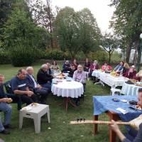 Dr. Öğretim Üyesi Kenan Serhat İnce Türk Halk Müziği eserlerini seslendirirken