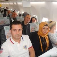 Harun Reşit Kocagöz, Nurdan Kocagöz, Taner Şanlı, Kadriye Şanlı, Mehmet Şahin Baysal