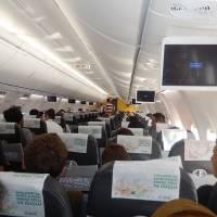 Uçağın genel görünüşü