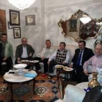 Hasan Uzunhasanoğlu, Ahsen Okyar, Prof. Dr. Mesut Gür, Av. Zeki Hacıibrahimoğlu, Mustafa Toka