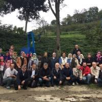 Haşim Uzunhasanoğlu'nun İzmit ve İstanbul'dan gelen misafirleri