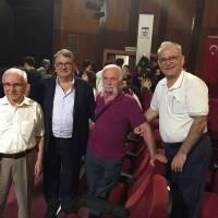 e. Kuruçeşme Belediye Başkanı Ali Kahraman, e. Kocaeli Kent Konseyi Başkanı Abdullah Köktürk, e. Kütahya Ü. Öğretim Görevlisi Mahmut Ayhan, Ahsen Okyar