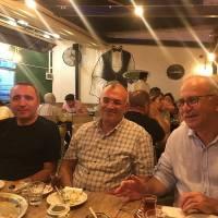 Dr. Yunus Özen, Dr. Oktay Taşolar, Ahsen Okyar