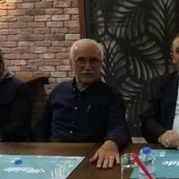 Asuman G. Kahraman, Harita Mühendisi Ali Kahraman, Ecz. Selçuk Arslan, Gül Arslan
