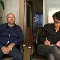 Çetin Mut, Demokrat Kocaeli Gazetesi köşe yazarı Mevlüt Soysal