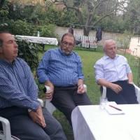 Alaattin Büyükkaya, Selçuk Arslan ve Dr. Nuri Çağlar