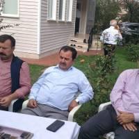 Dr. İsmail Çapçı, Necati Pilavcı, Hasan Uzunhasanoğlu