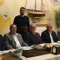 Emre Bursalıoğlu, Hasan Uzunhasanoğlu, Ecz. Selçuk Arslan, Orhan Kaya, Ahsen Okyar, Dr. Oktay Taşolar, Remzi Turan