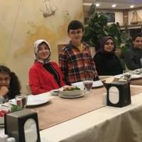 Remzi Turan, Elif Gülce Taşolar, Dr. Ayşe Zeynep Turan, Başkan Mehmet Yusuf Taşolar, Zeynep Taşolar, Mehmet Taşolar