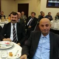 Ayşe – Dr. İsmail Çapçı, Recep Topal ve toplantıya katılanlar