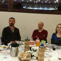 Dr. Oktay Taşolar, Coşkun Karakadılar, Kazım Bozkurt
