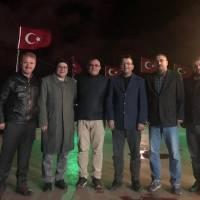 Ali Kemal Dilaver, Ahsen Okyar, Dr. Oktay Taşolar, Hasan Uzunhasanoğlu, Mustafa Akın, Dr. Ali Değirmenci