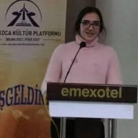 Yalova Üniversitesi öğrencisi Zeynep Gökçen Okyar
