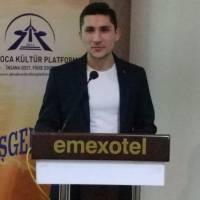 Kocaeli Üniversitesi İngiliz Dili ve Edebiyatı 2. Sınıf öğrencisi Yusuf Can Şişman