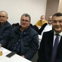 Ahsen Okyar, Abdullah Köktürk ve Hasan Uzunhasanoğlu