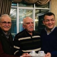 Ahsen Okyar, Ali Coşkun, Hasan Uzunhasanoğlu