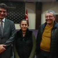 Doç. Dr. Murat Yalçıntaş, Salihe - Dr. Yüksel Aksoy