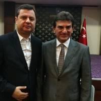 Cihat Kaymas, Doç. Dr. Murat Yalçıntaş