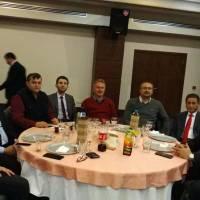 Av. Kemal Döner, Av. Abdurrahman Kaymak, Mustafa Akın, Ali Kemal Dilaver, Dr. Ali Değirmenci, Prof. Dr. Mehmet Bayrak ve Cihat Kaymas
