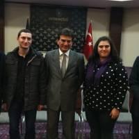 Hasan Uzunhasanoğlu, Yüksel Aksoy, Doç. Dr. Murat Yalçıntaş, Kafiye Nur Yıldız, Dr. Yunus Özen