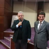 Dr. Aziz Alemdar, Doç. Dr. Murat Yalçıntaş