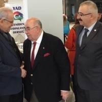 Orhan Çakar, Ahsen Okyar, Dr. Sakin Öner, Halil Konuşkan